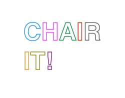 chair it!